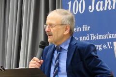 Widbert Felka 1. Vorsitzender