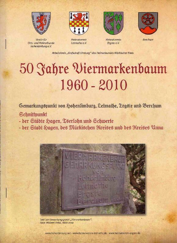 50 Jahre Viermarkenbaum 1960 - 2010