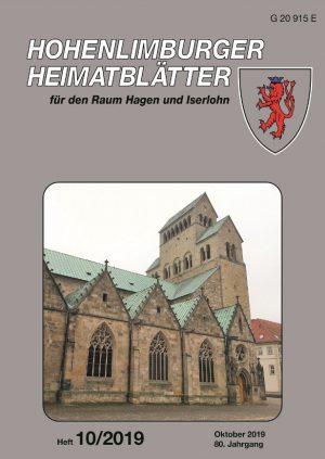 Hohenlimburger Heimatblätter 10_2019