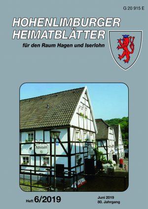Hohenlimburger Heimatblätter